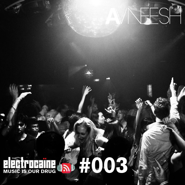 session #003 – Avneesh