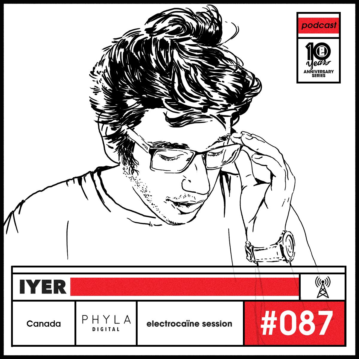 session #087 - iyer