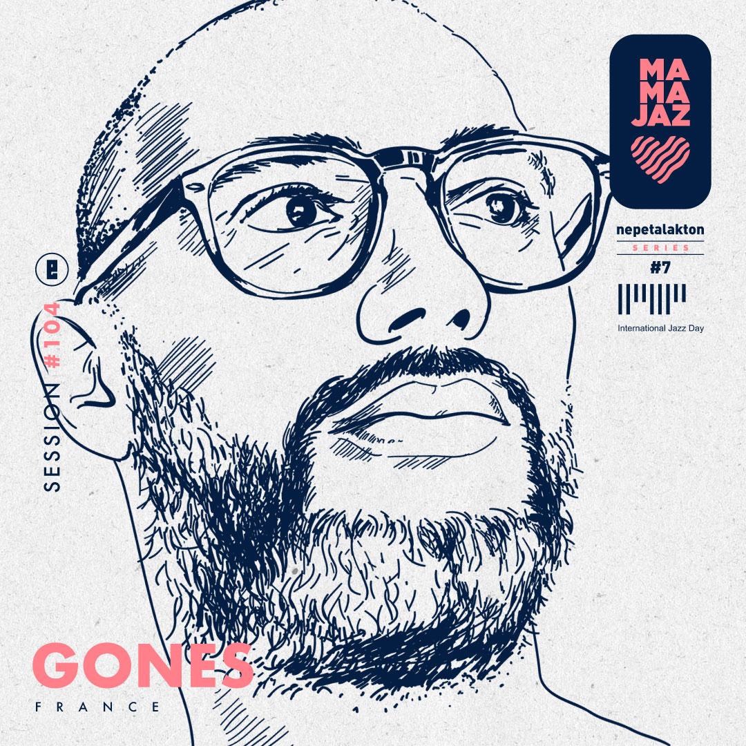 session #104 - Gones (Nepetalakton Series)